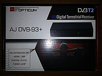 Т2 тюнер OPTICUM 12Вольт DVB-T2 Dolby Digital AC3