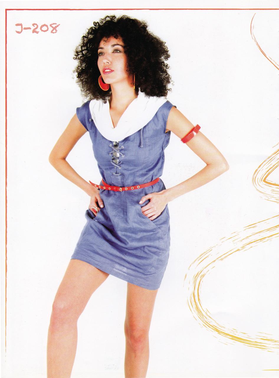 25ecd03cf988419 Платье Женское Crown Jeans Модель J-208 S — в Категории