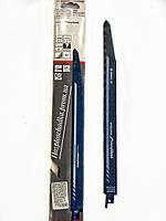 Полотно для сабельной пилы по металлу Bosch S1225HBF