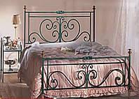 Кровать кованая 54