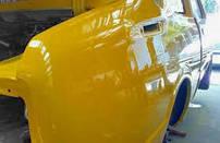 Краска автомобильная 2К (акриловая)