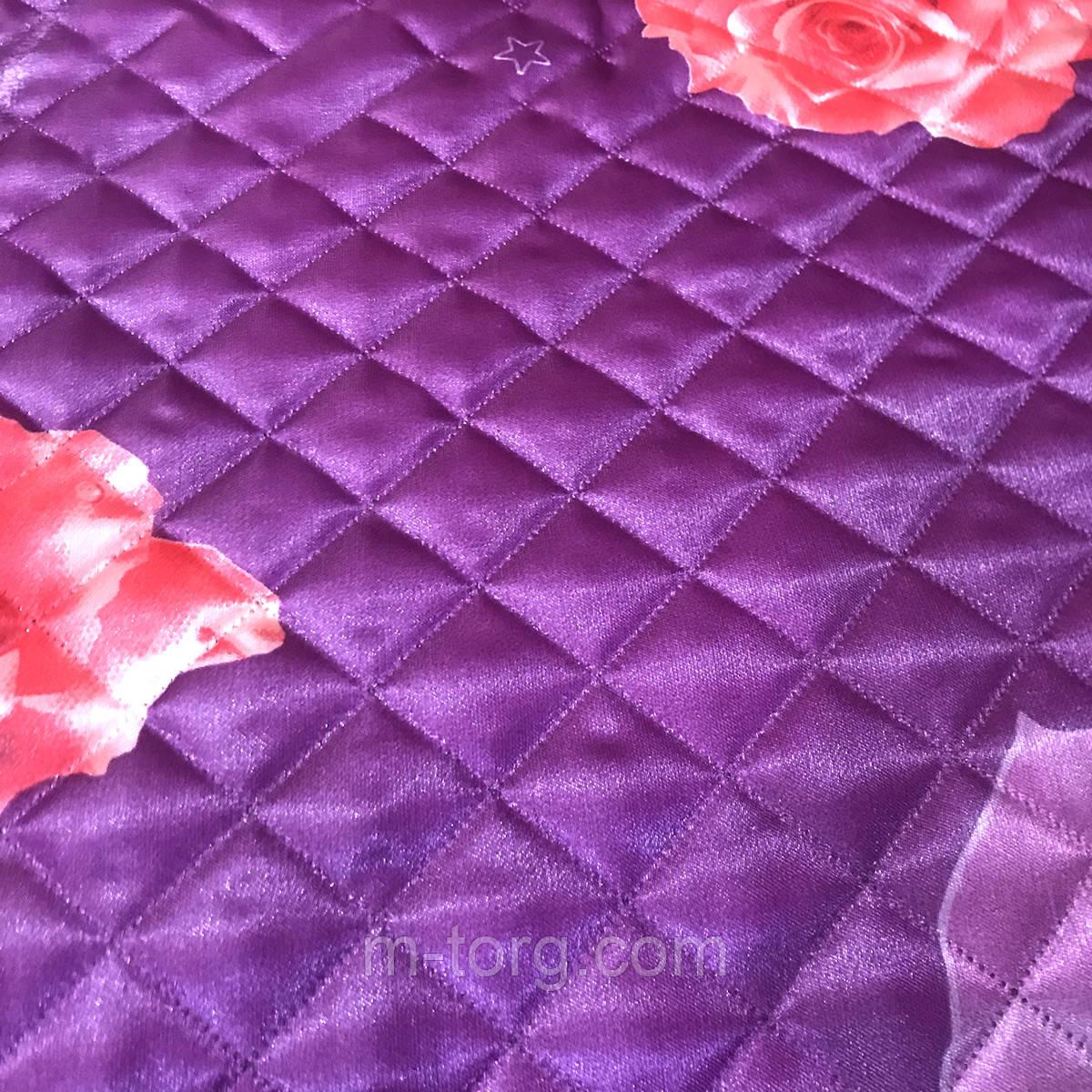 Одеяло летнее атласное полуторный размер 145/205