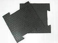Резиновое напольное покрытие для гаражей