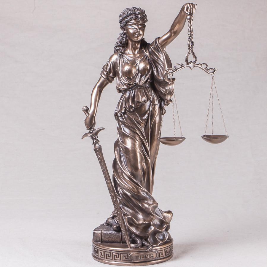 Статуетка Veronese Феміда, Богиня Правосуддя 65 см 76537