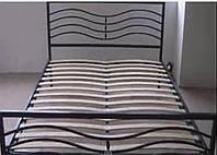 Кровать кованая 57