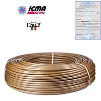 Труба полиэтиленовая GOLD-PEX. Италия