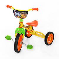 Велосипед TILLY COMBI TRIKE BT-CT-0009 YELLOW кор.ш.к.3