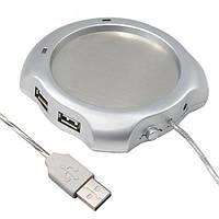 USB подставка под чашку с подогревом, usb heater