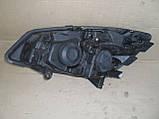 Фара основная правая для Renault Scenic 2, (2003-2006) Hella 15810400RE, фото 2