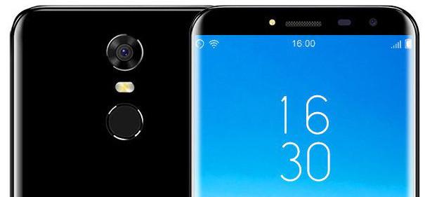 мобильный телефон oukitel c8