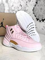 Кроссовки Nike air Jordan 12, фото 3