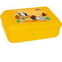 Контейнер для еды, 13810454мм, желтый