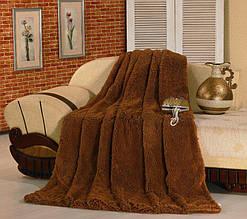 """Покривало """"Ведмедик коричневий"""""""