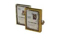 Блокнот 1319мм в коробці, на кодовому замку, 160 аркушів, однокольоровий друк 12штуп