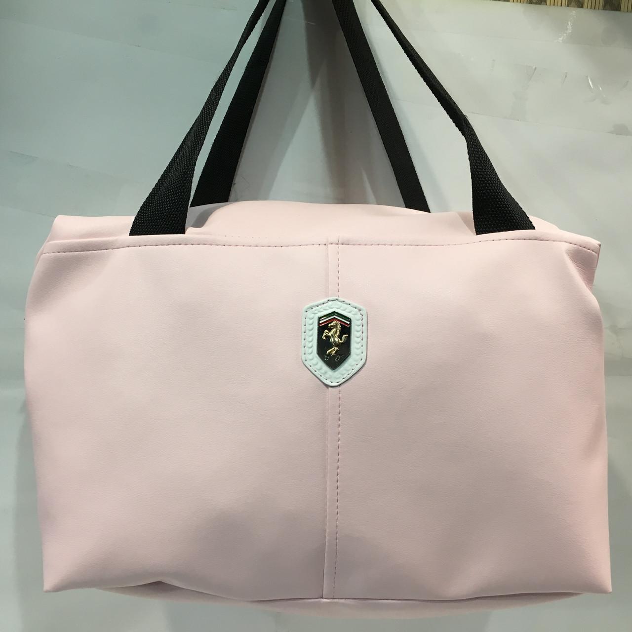 96893ade6380 Женская спортивная сумка PUMA Ferrari, сумка Пума Феррари оптом ...