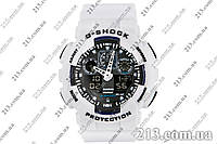 Копия Джи шок Casio G-Shock Ga-100 White Limited
