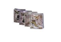 Пакет картон ТУФЕЛЬКА 26х32х12см 210 грам