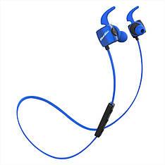Бездротові навушники (гарнітура) Bluedio TE Blue