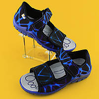 Текстильные босоножки на мальчика польская летняя обувь тм 3F р. 25,26,27,28,30