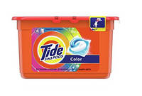 Капсулы для стирки Tide 3in1 Color  12х24.8г