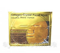 Патчи /Маска для лица Collagen Crystal Facial Mask Коллагеновая маска 60 гр., фото 1