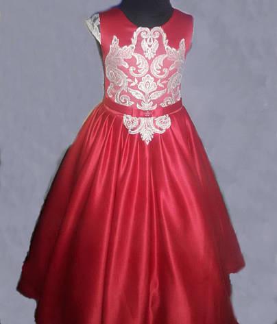 c2ca53bc2fd0 Подростковое великолепное праздничное вечернее платье для бала., фото 2