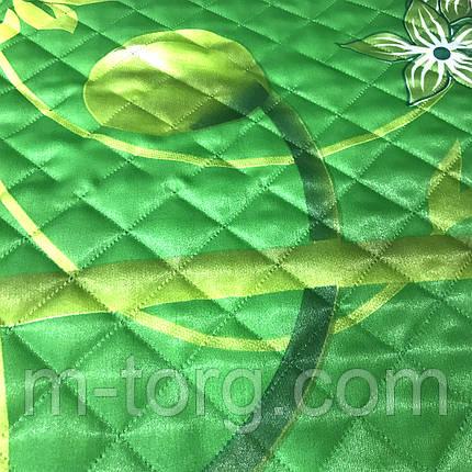 Одеяло летнее атласное евро размер 195/205, фото 2