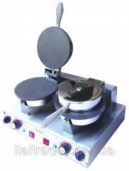 Вафельниця для тонких вафель Frosty XG-02, фото 2