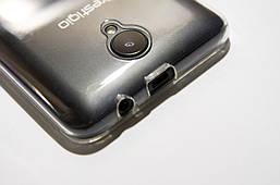 Накладка силиконовая для Prestigio PSP3510 Wize G3, Florence, прозрачная