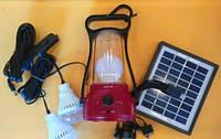 Солнечная система освещения GD-LITE 8566 (USB)