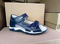 Босоножки, сандалии кожаные детские 31-36 р-ры, фото 1