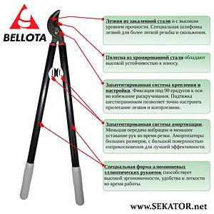 Сучкоріз Bellota 3580-75.B (Іспанія)