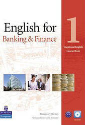English for Banking & Finance 1 Coursebook with CD-ROM