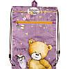 Сумка для обуви с карманом Kite Popcorn the Bear PO18-601M-1
