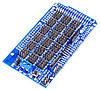 Mega Sensor Shield V2.0 плата расширения шилд для Arduino Mega 2560, фото 2