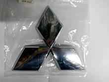 Эмблема MITSUBISHI 150х130 мм