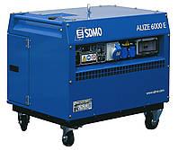 Бензиновый генератор SDMO ALIZE 6000 E (5,6 кВт)