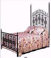 Кровать кованая 71