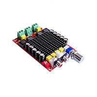 Усилитель XH-M510 TDA7498 2х100Вт 2.0 DC 15-32В