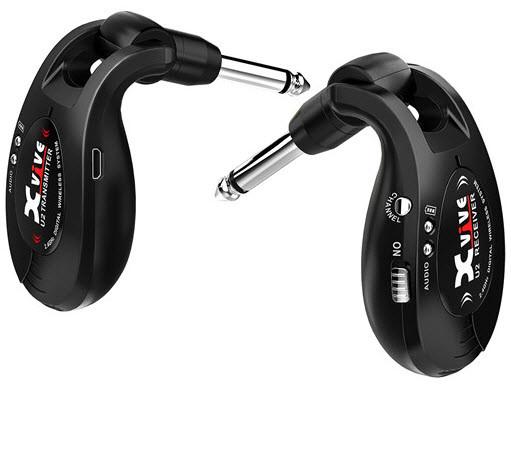 Радиосистема гитарная цифровая XVIVE U2 Black