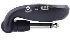 Радиосистема гитарная цифровая XVIVE U2 Black, фото 3