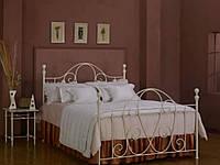 Кровать кованая 73