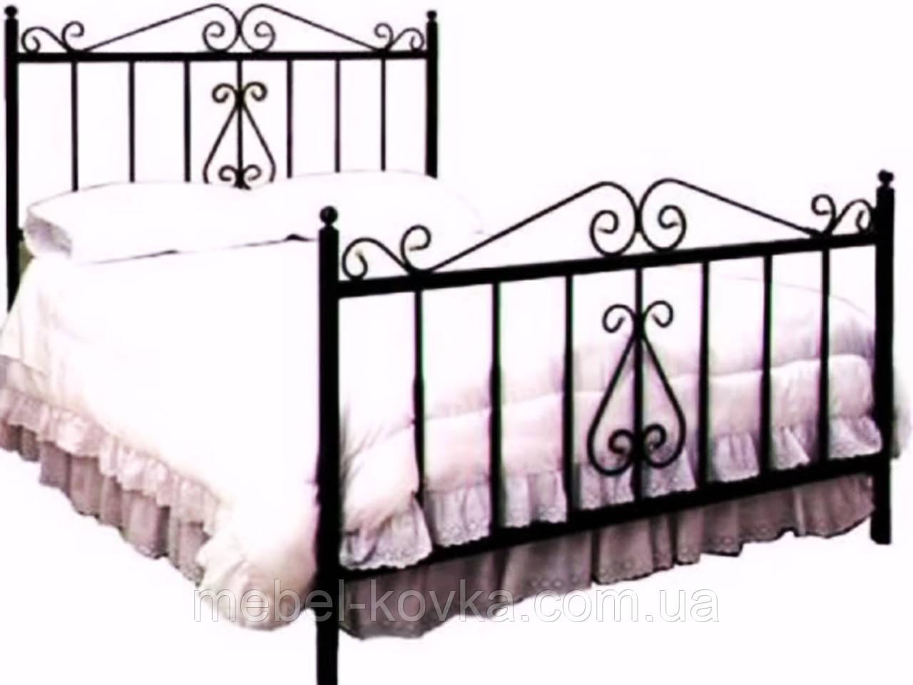 Ліжко коване 74