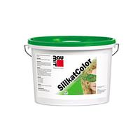Baumit SilikatColor, силікатна фарба для зовнішніх та внутрішніх робіт