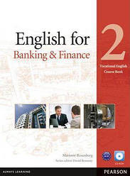 English for Banking & Finance 2 Coursebook with CD-ROM