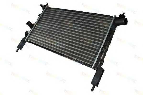 Радиатор охлаждения Опель Opel Astra F(91-97)