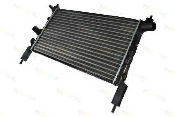 Радиатор охлаждения Опель Opel Astra F(91-97), фото 2