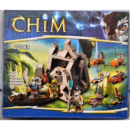 """Конструктор Chim """"Пещера Клана """""""