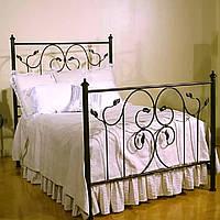 Кровать кованая 78