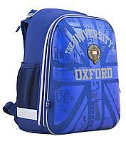 Ранец школьный жестко-каркасный  H-12 Oxford, 38*29*15 , YES, фото 1